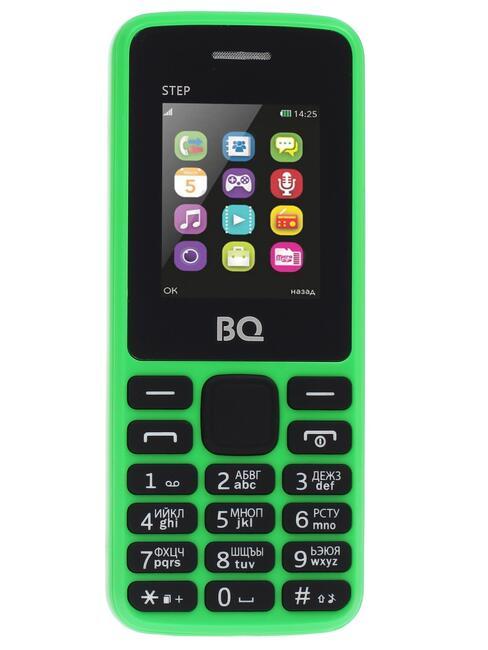 Сотовый телефон BQ BQ-2412 Quattro Dark Blue
