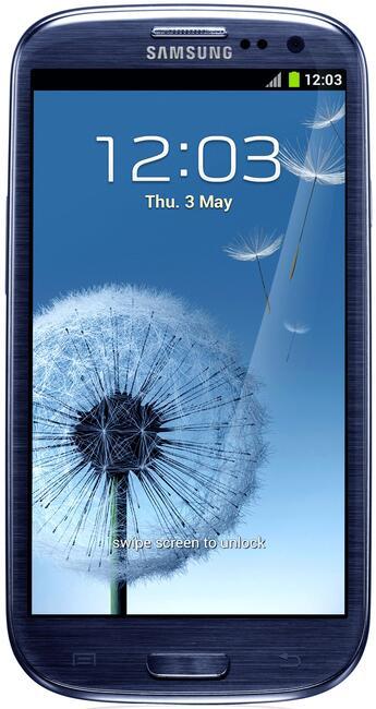 Мобильный телефон samsung galaxy s iii i9300 оригинал pebble blue телефоны samsung новинки