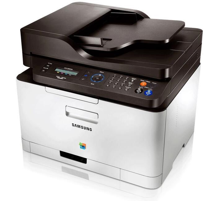 Samsung CLX-3305FW MFP PS Windows 7