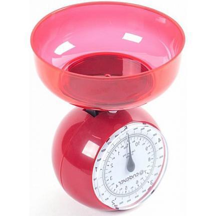 Весы кухонные ENDEVER Skyline KS-516 красный