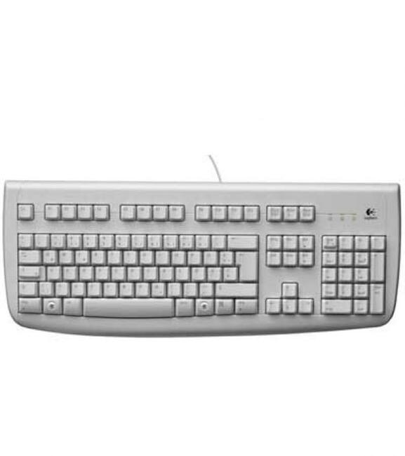 Logitech Deluxe Keyboard Driver for Windows 10