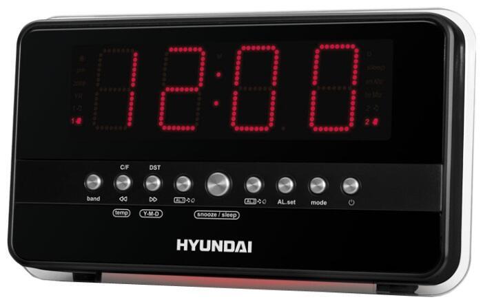 Hyundai часы радио купить в часы самолет наручные