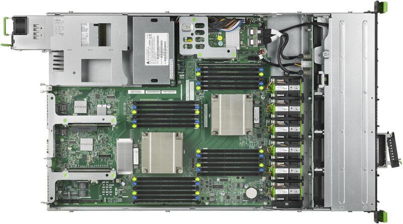 Купить Сервер Fujitsu PRIMERGY RX200S8 в интернет магазине DNS