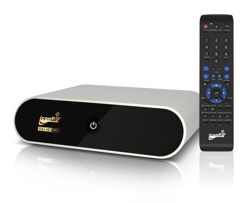 DRIVER: ICONBIT HD400LE MEDIA PLAYER