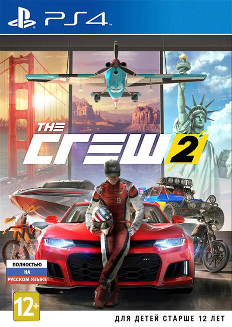 ps4 the crew 2 dns the crew 2 1152872. Black Bedroom Furniture Sets. Home Design Ideas
