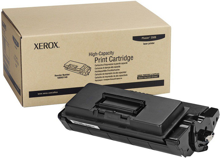 Картридж CACTUS CS-WC3315X для Xerox WorkCentre 3315 3325 5000стр