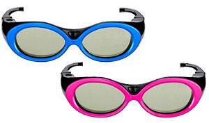 3D очки для 3D Ready телевизоров Samsung SSG-2200KR. Цена изменена 2854a5c5adb5a