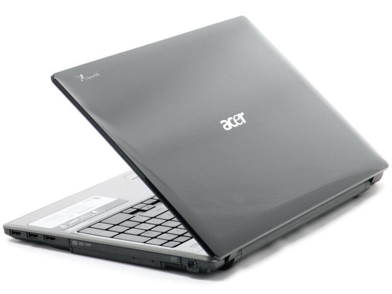 Acer Aspire 5745 Notebook Driver for Mac