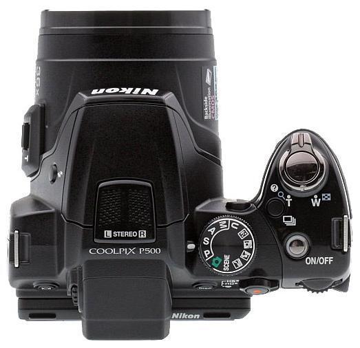 Nikon p500 снять видео более 30 минут