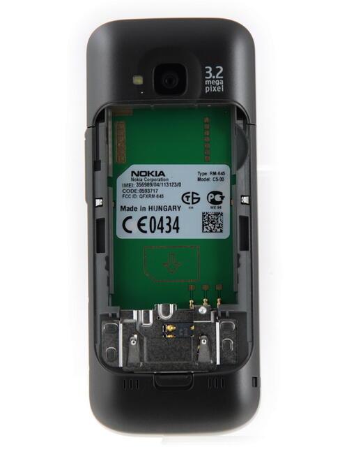 Сотовый телефон HIPER sPhone Card White