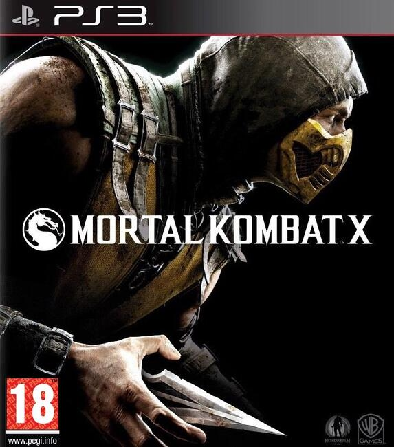 Скачать игру mortal kombat x на ps3