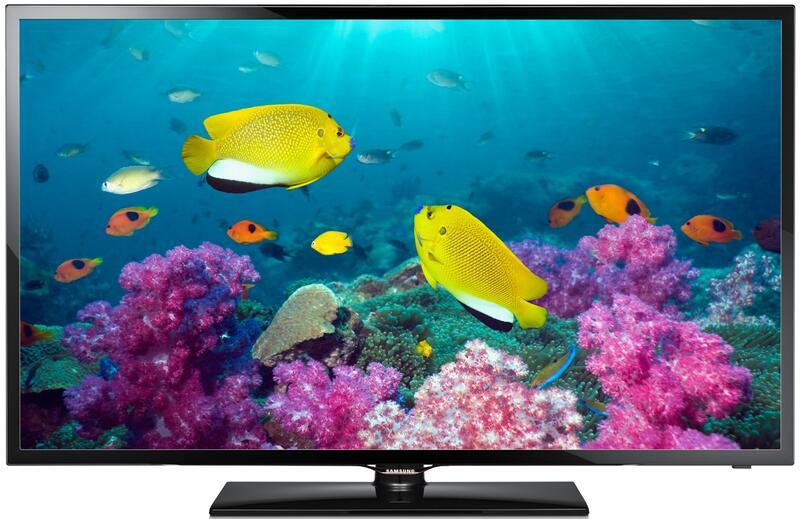 Samsung ue 32f5000akx звук есть черный экран