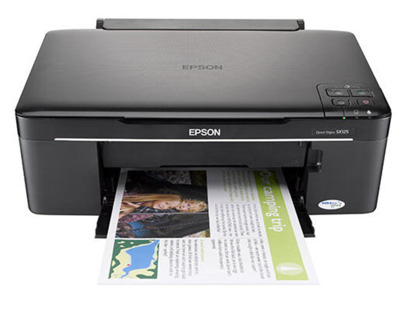 EPSON SX125 WINDOWS XP DRIVER