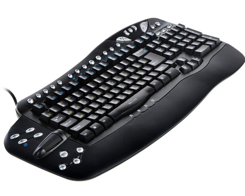 Клавиатура проводная игровая Redragon Usas RU механическая подсветка Outemu компактная