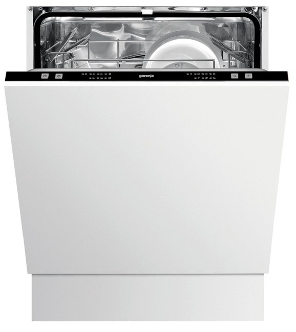 Gorenje gv61211 посудомоечная машина встраиваемая