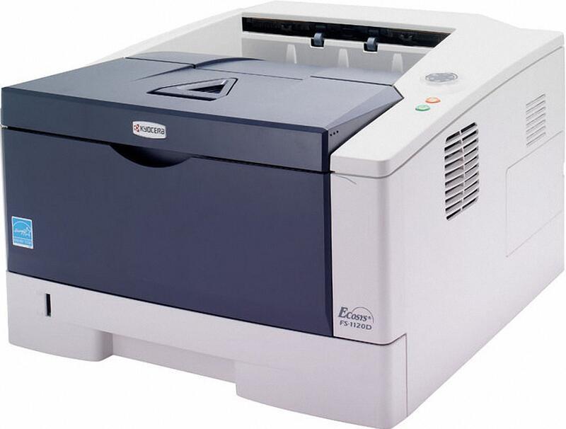 Скачать драйвер для принтера kyocera fs 1120d