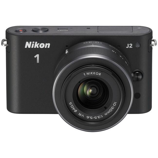 edd92964f Купить Системная камера Nikon 1 J2 Kit 10-30mm VR Silver в интернет ...