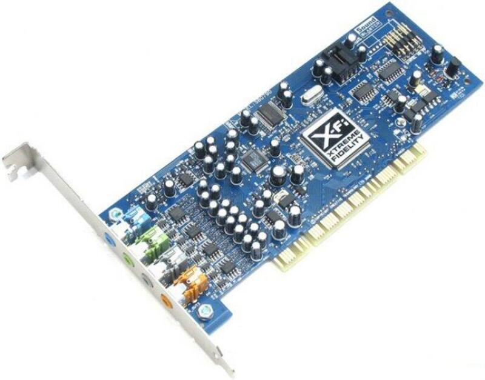 CREATIV AUDIO PCI WINDOWS 7 64BIT DRIVER