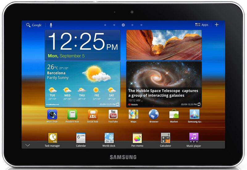 eeec80e0f94d 8.9 quot  Планшет Samsung Galaxy Tab P7300 P7300-FKASER 16 Гб, 3G черный