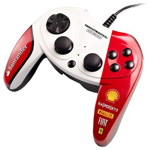 THRUSTMASTER F1 ALONSO GAMEPAD DRIVER WINDOWS XP