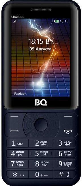 Купить Сотовый телефон BQ-2425 Charger синий в интернет магазине DNS ... 8a1ec4861e9