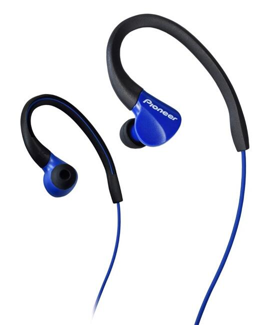 Купить Наушники Pioneer SE-E3-L синий в интернет магазине DNS ... b5ad3ec70d837