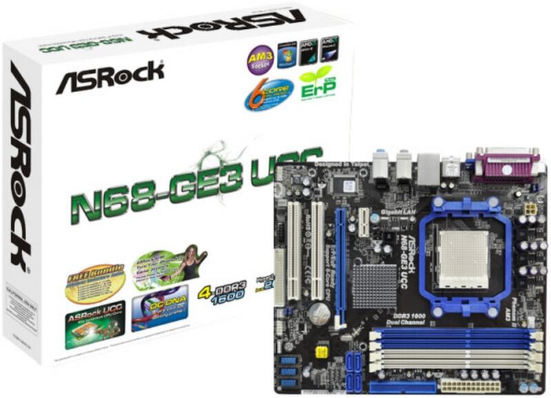 ASROCK N68-S3 UCC VIA HD AUDIO WINDOWS VISTA DRIVER