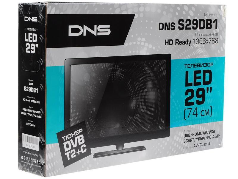 Прошивка для телевизора dns s29db1 скачать