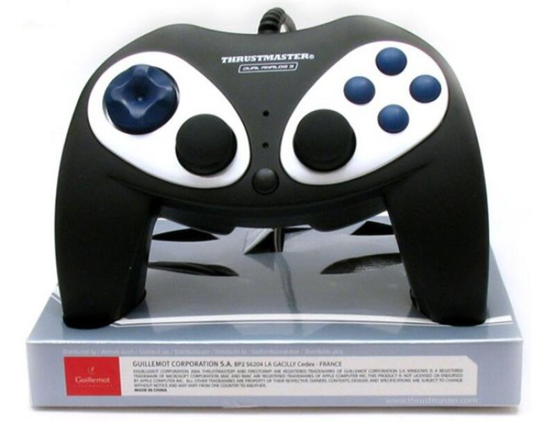 TRUSTMASTER Gamepad Firestorm Dual Power 3 Driver for PC