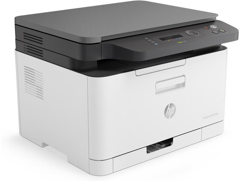 Купить МФУ лазерное HP Color LaserJet MFP 178nw в интернет ...