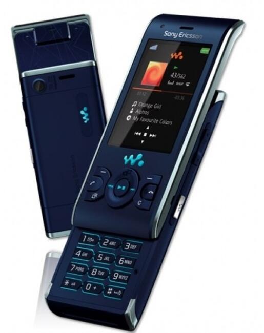 3b1f5b64031e4 Купить Сотовый телефон Sony Ericsson W595 Active Blue в интернет ...