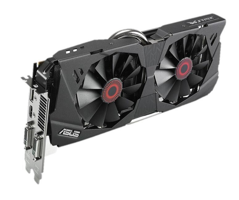 Купить Видеокарта ASUS AMD Radeon R9 280 [STRIX-R9280-OC-3GD