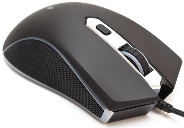 Мышь проводная GAMDIAS Ourea FPS (GMS5501) чёрный USB