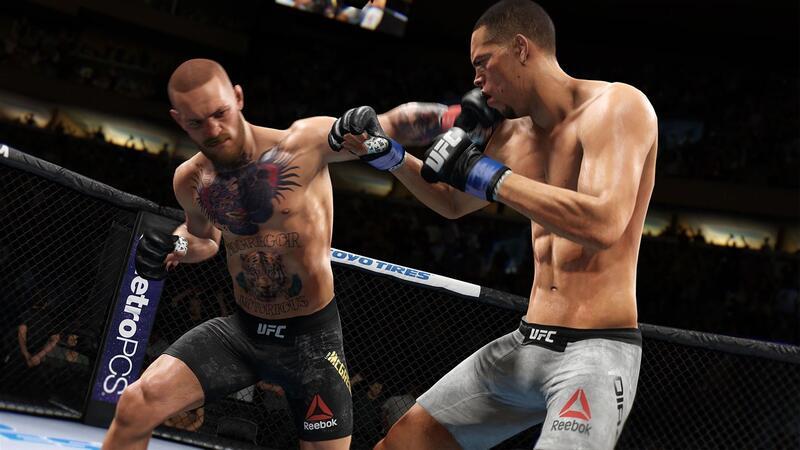 "Картинки по запросу ""UFC игра"""