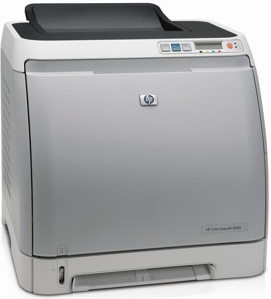 HP 2605 PCL6 TREIBER
