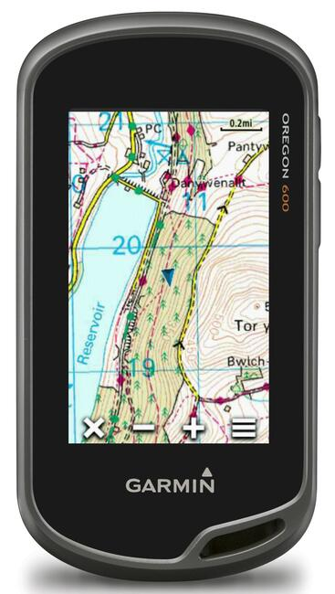 Продам gps garmin oregon 200, б/у