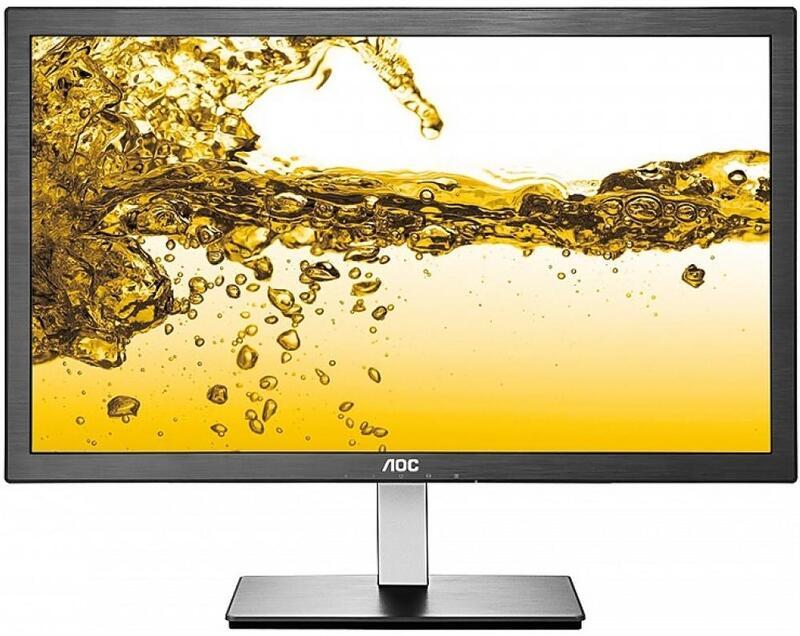 Монитор Acer V246HYLbd 23,8'' Black 1920x1080/TFT IPS/5ms/VGA (D-Sub) DVI VESA