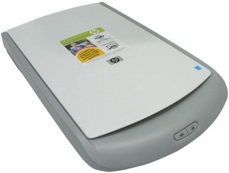 сканер hp scanjet g2410 драйвер windows 7