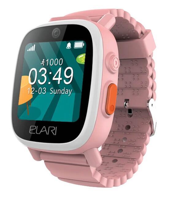 7ce3a30c589f Купить Детские часы Elari FixiTime 3 ремешок - розовый в интернет ...