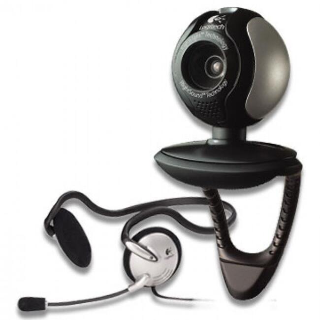 Logitech QuickCam Communicate STX Webcam Linux
