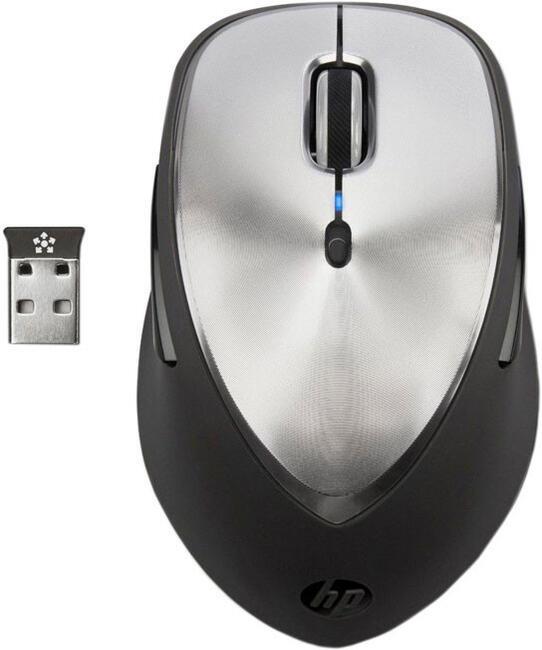 Мышь беспроводная HP Z3200 серебристый USB [N4G84AA]