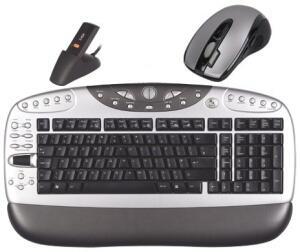 A4Tech KB(S)-2680RP Keyboard/Mouse 64 Bit