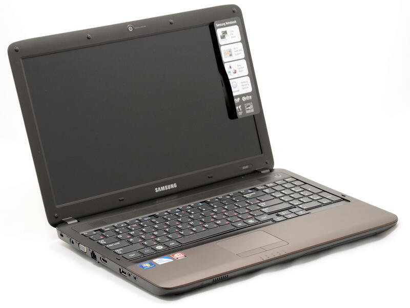NEW DRIVERS: SAMSUNG NOTEBOOK R540