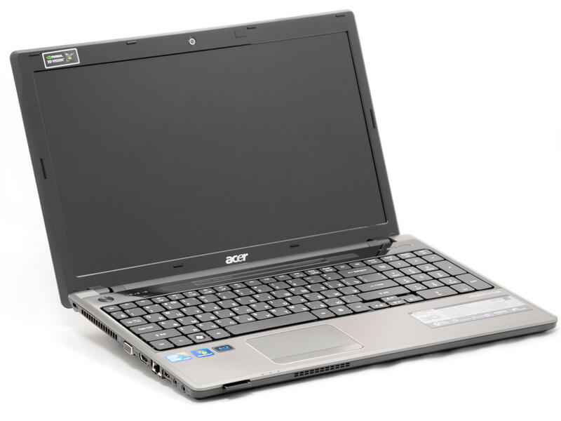 Acer Aspire 5745DG Drivers for Mac