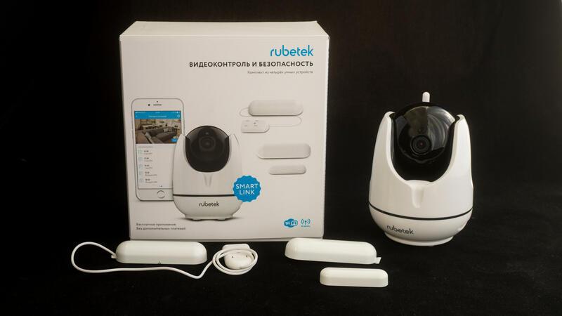 Novinki i tehnologii - Obzor komplekta Rubetek RK-3512