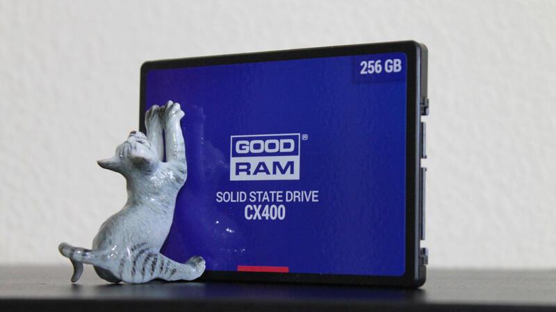 Kompyutery i komplektuyushcie - Obzor i testirovanie Goodram CX400 256gb: SSD vsem i kazhdomu!