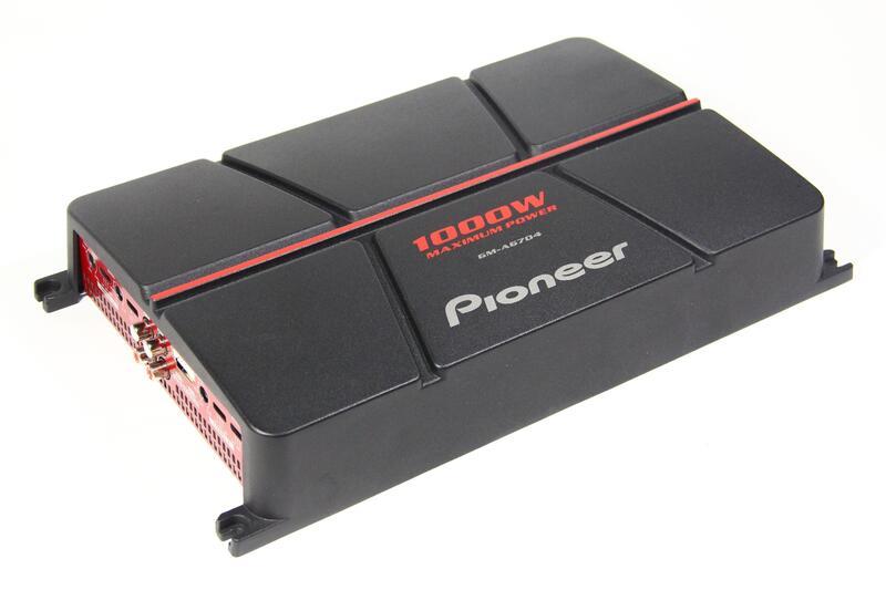 Avtotovary - Avtomobilnye usiliteli Pioneer serii A: Inzhenernyy podhod dlya pravilnogo zvuka
