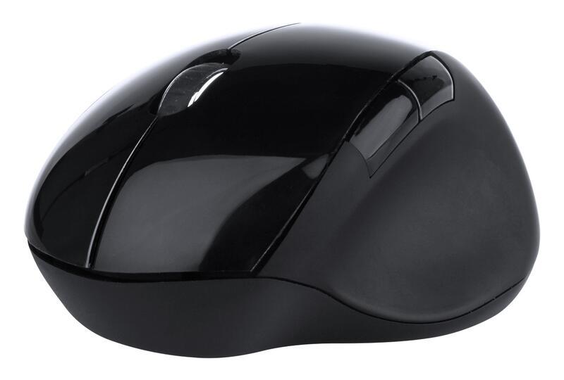 Personalnyy blog - Besprovodnaya ofisnaya mysh Qumo Aura - uroki ergonomiki
