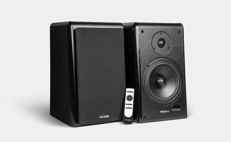 Video i Audio - Microlab Solo16: kontseptsiya shirokogo zvuka