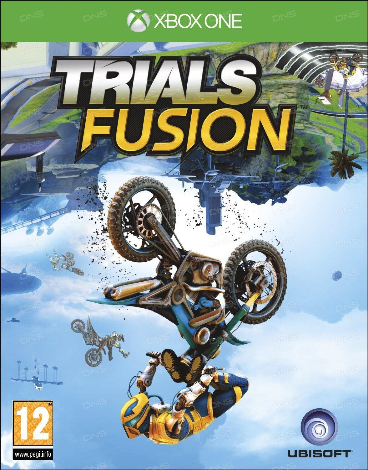 Trials Fusion The Awesome Max Edition PS4 - Buy